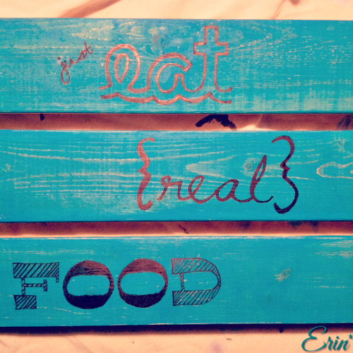 DIY Decor: Wooden Sign