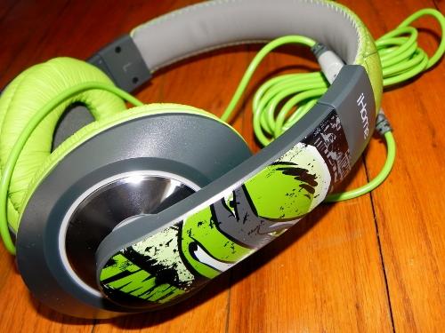 eKids Teenage Mutant Ninja Turtles Over-the-Ear Headphones
