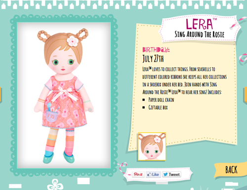 Mooshka Sing Around the Rosie Doll Review - Eighty MPH Mom ... | 385x500