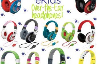 eKids: Headphones for the Cool Kids