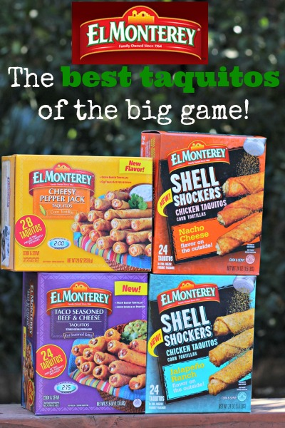 El Monterey, Taquitos, big game,shell shockers