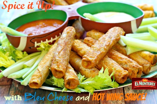 El Monterey, Taquitos, big game,cheesy pepper jack,