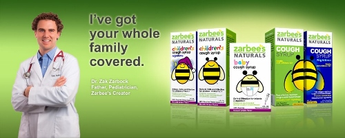 Zarbee's Naturals Cough Syrup