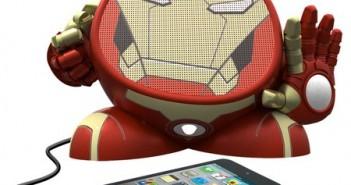 eKids Iron Man Speaker
