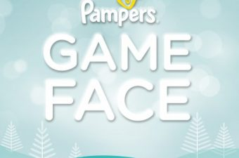 "Get Your ""Game Face"" On with the Pampers Game Face Facebook Sweepstakes"