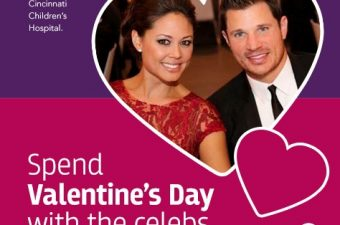 Heat Up Your Valentine's Day with Cards from Treat, The Nick & Vanessa Lachey Collection