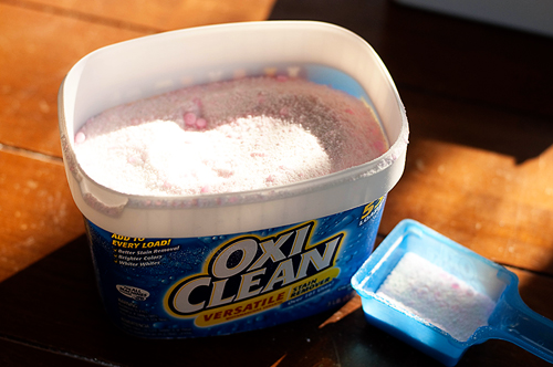 DIY Laundry Soap,detergent,OxiClean