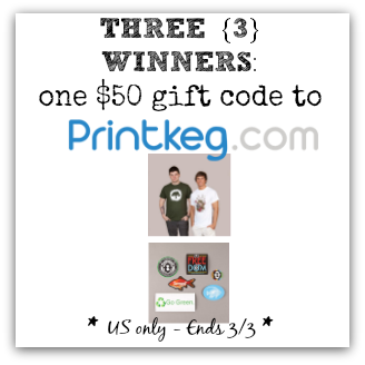 PrintKEG Wrapped Canvas Print Review {$50 Giveaway - 3 Winners!}
