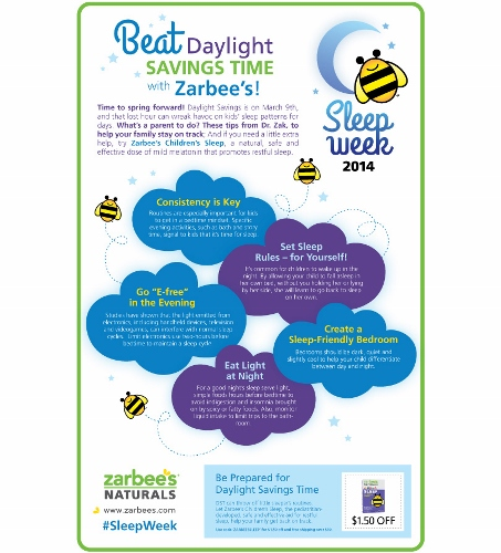 Zarbee's Naturals #SleepWeek