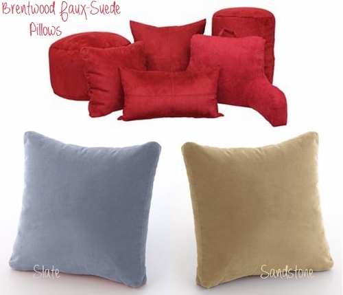Kohl's Brentwood Pillows