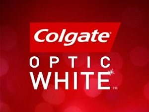 Get Optic White Simplicity with Colgate