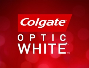 Colgate Optic White Logo