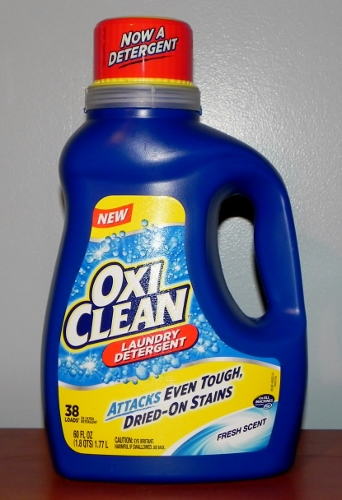 OxiClean Liquid Laundry Detergent