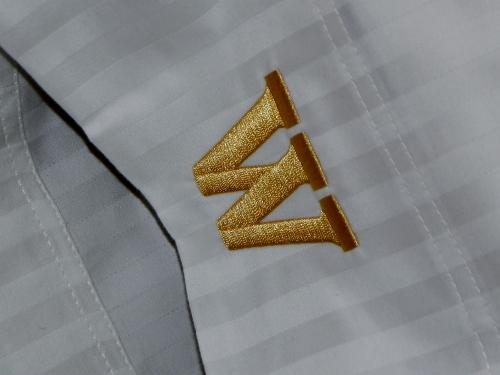 Luxor Linens Monogramming