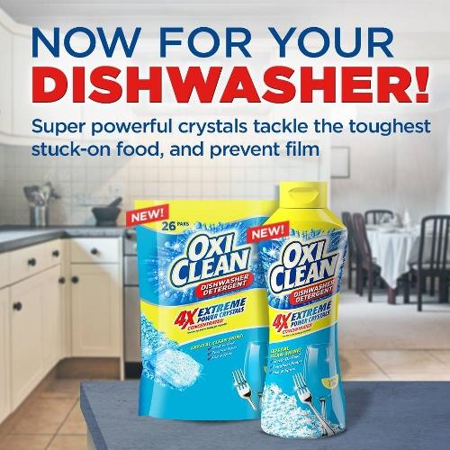 OxiClean Dishwasher Detergent