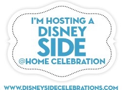 Disney Side @Home Celebration Host