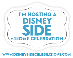 Show Your #DisneySide with a Disney Side @Home Celebration