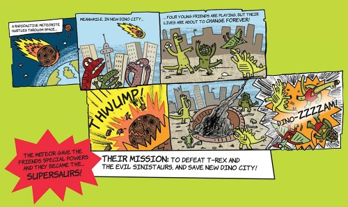 Dino Supersaurus by Parragon