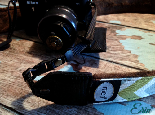 mod Camera Straps & Accessories Review {$25 gift certificate giveaway}