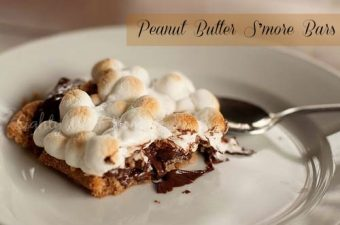 Peanut Butter,Smores,bar,cookie,betty crocker