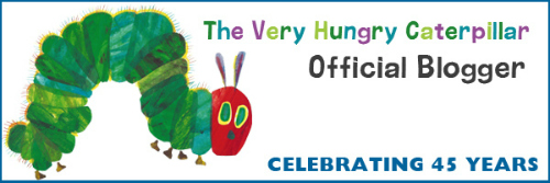 Still Hungry After 45 years! The Very Hungry Caterpillar Anniversary! {with prize pack giveaway}