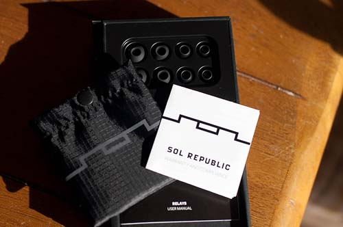 Sol Republic, Relay, Earbuds,headphones