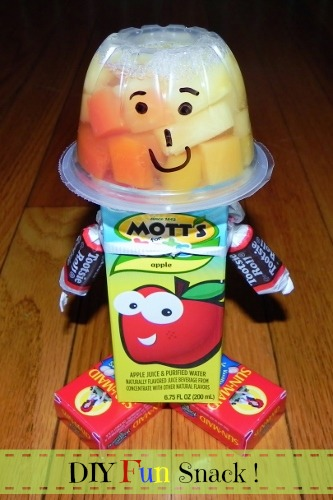 healthy,snack,kids,robot,fun
