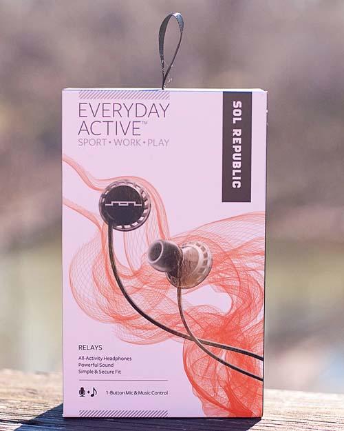 Sol Republic, Relay, headphones,earbuds