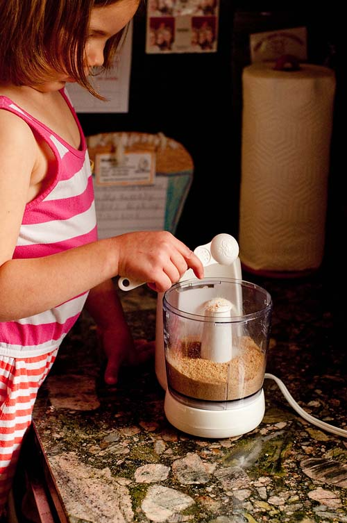 Peanut Butter, S'more Bars,Food Processor