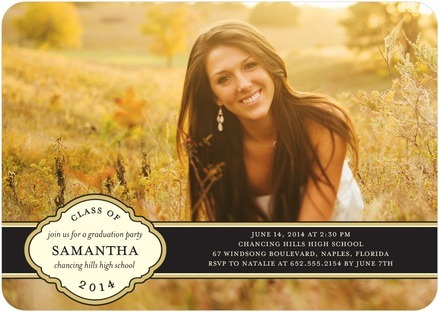 graduation,party,invitations,personalized,photo