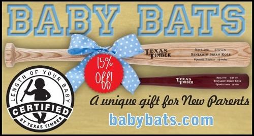 Texas Timber Baby Bats Discount