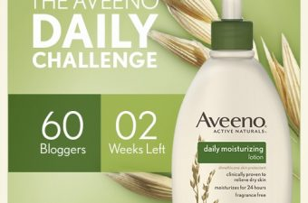 #AveenoDailyChallenge – Week One