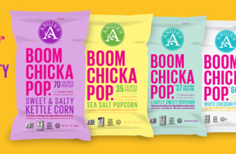 Grow Some Boom with Angie's Boomchickapop
