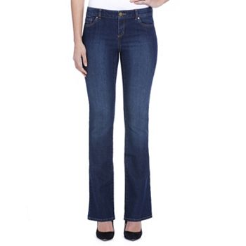 daisy fuentes Bootcut Jeans
