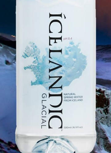 Icelandic Glacial Bottle