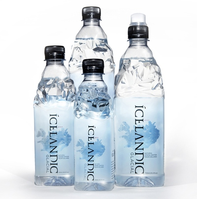 Icelandic Glacial Bottles