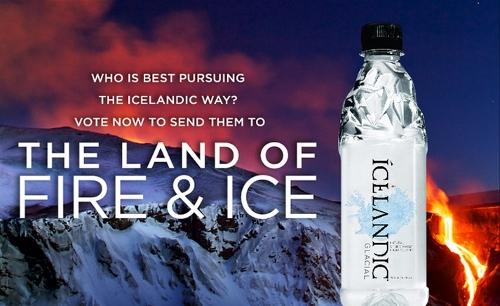 Icelandic Glacial Contest