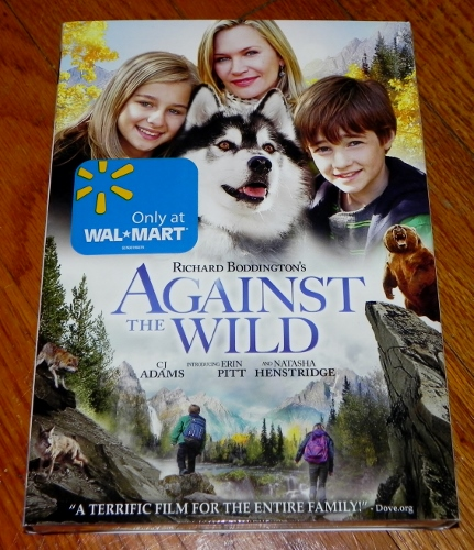 Against the Wild DVD