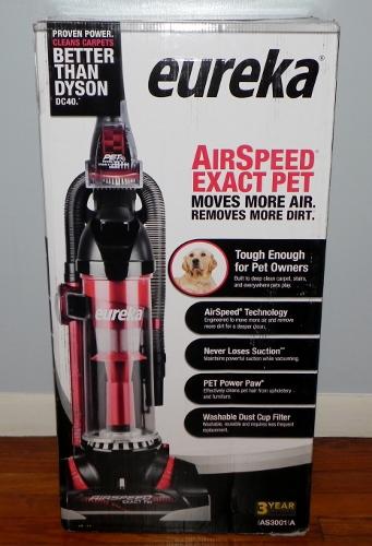 Eureka AirSpeed EXACT Pet Vacuum