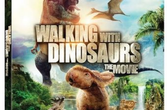 Walking with Dinosaurs The Movie on DVD & Blu-ray