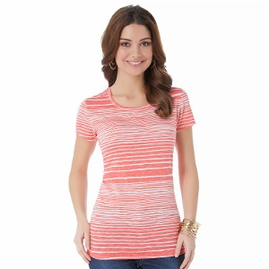 daisy fuentes Favorite Printed Tee