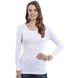 daisy fuentes Favorite Tee, Long Sleeved
