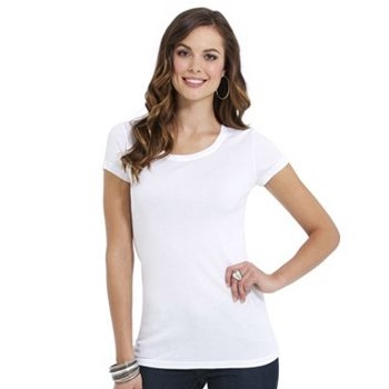 daisy fuentes Favorite Tee, Short Sleeved