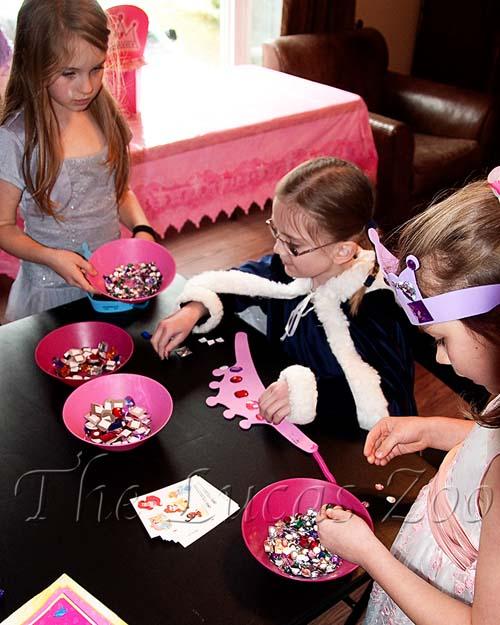 princess,party,snacks