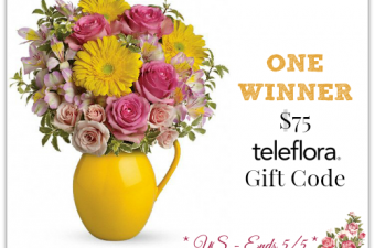 Order Teleflora Flowers for Mother's Day