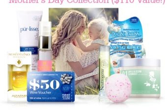 total beauty,prize,giveaway,mother's day