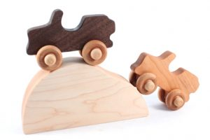 Smiling Tree Toys 3-Piece Adventure Set, Boulder