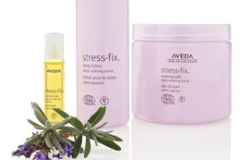 Pamper Yourself with Aveda stress-fix Home Spa Experience Review