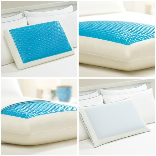 Comfort Revolution Hydraluxe Cooling Gel Pillow - Eighty MPH Mom ...