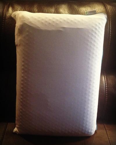 Comfort Revolution Hydraluxe Cooling Gel Pillow Eighty